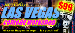 How To Write Comedy - Las Vegas Weekend Workshop