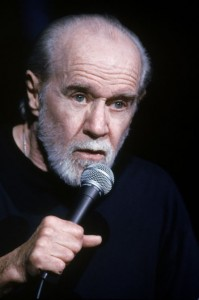 The profound comedy of George Carlin