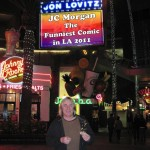 JC Morgan at Lovitz